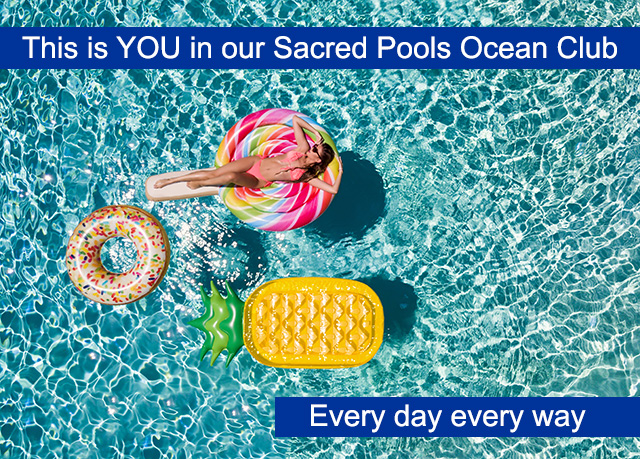 Sacred Pools Spa and Ocean Club - Contact us