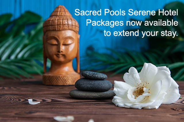Sacred Pools Spa and Ocean Club - Packages