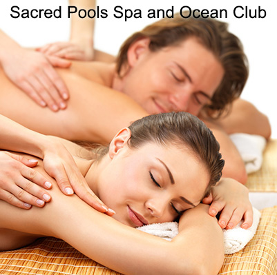 Sacred Pools Spa and Ocean Club