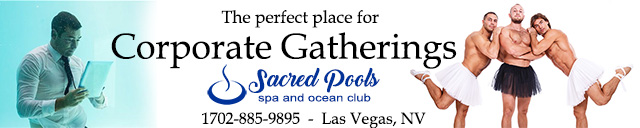 Sacred Pools Spa and Oceans Club Group and Corporate Events